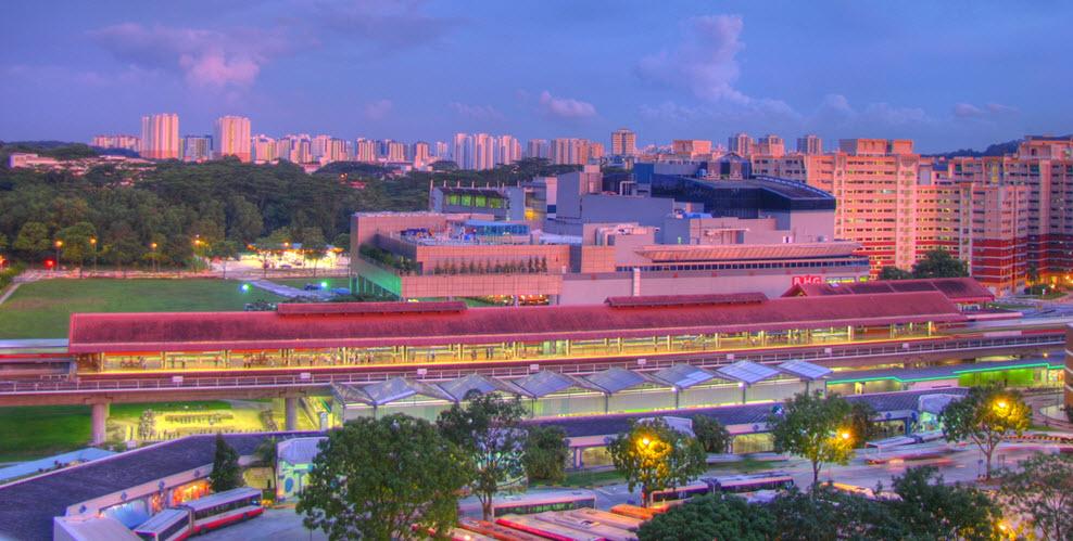 New Wandervale EC in Choa Chu Kang